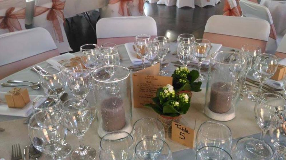 Organisation du mariage d'Aline et Adrien